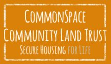 Logo for Commonspace CLT